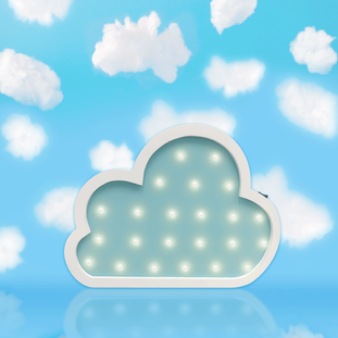 Cloud LED Marquee Light
