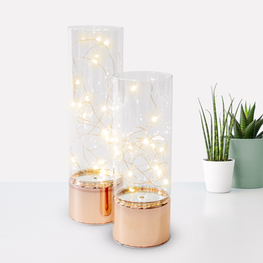 Fairy Light Vases