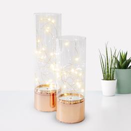 Fairy Light Vases