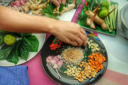 Learn to make Miang Khum
