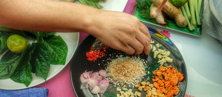 My First Thai Cooking Class