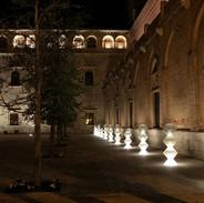 Icelamp Noche en blanco. Palacio Arzobispal