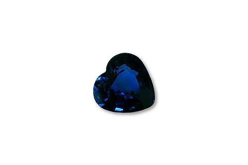 Sapphire Heart 5.41cts