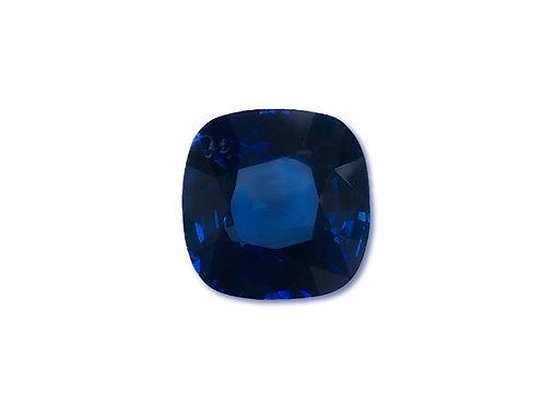 Sapphire Cushion 9.15 cts
