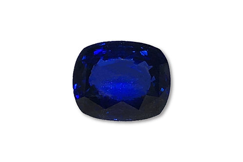 Sapphire Cushion 6.20 cts
