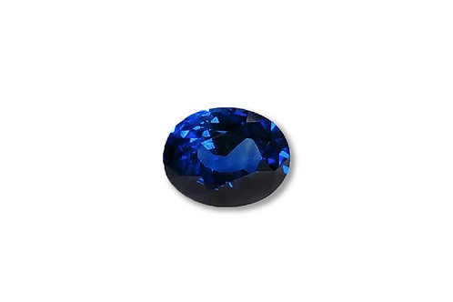 Sapphire Oval 4.24 cts
