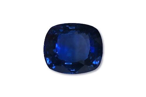Sapphire Cushion 8.69 cts