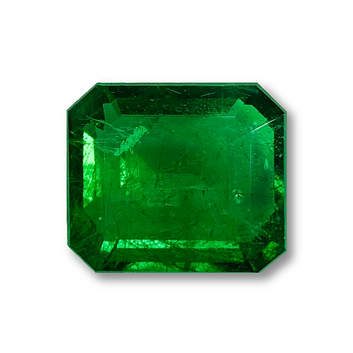 Emeraldcut 10.84 cts