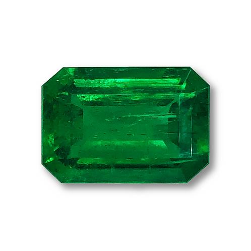 Emeraldcut 7.67 cts