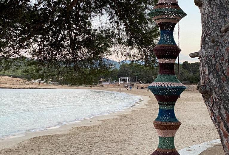 Fishermanslamps • Multi Color • Seagreen, Billiard,Chocolate & Pale Pink