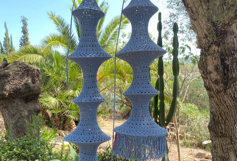 Fishermanslamps • Blue Grey