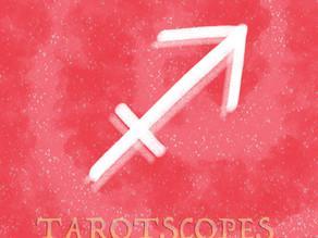 Sagittarius 2021 Tarotscopes