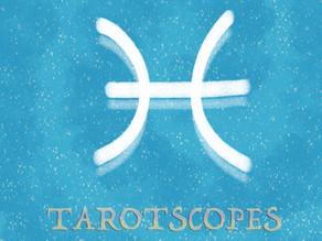 Pisces 2021 Tarotscopes