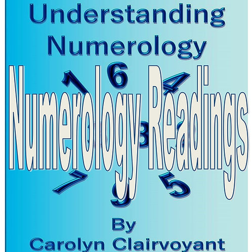 Single Question Numerology Reading