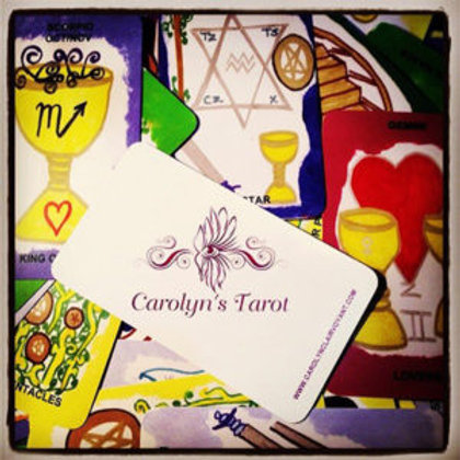 Carolyn's Tarot Deck