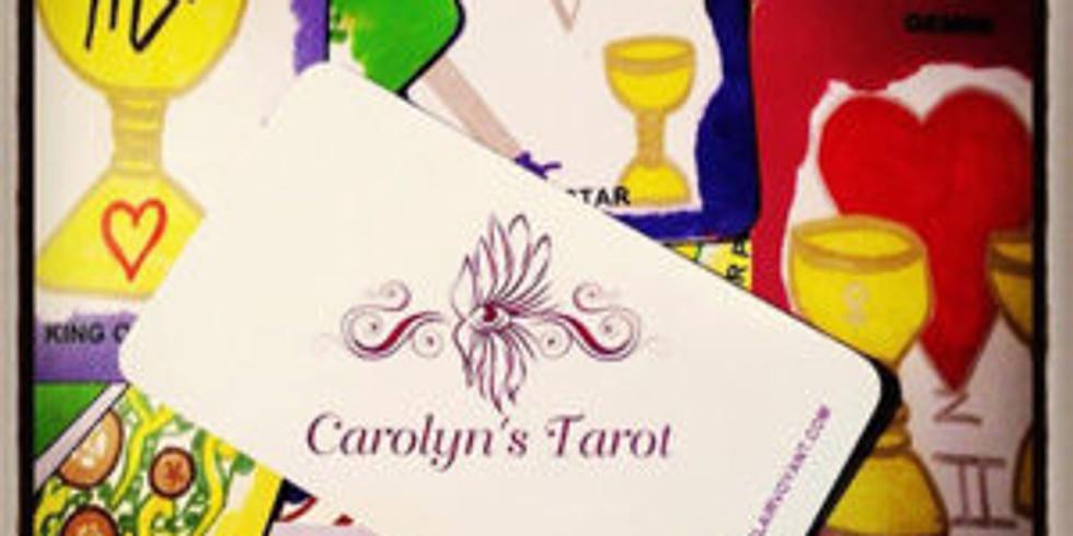 Learn Tarot with Carolyn Clairvoyant