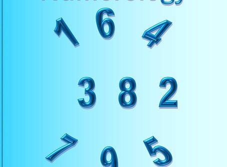 Numerology - What does the year 2020 mean for you!