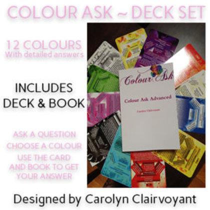 Colour Ask Deck Set