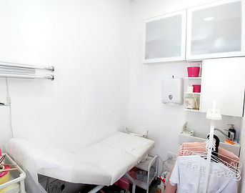 חדר טיפולי הסרת שיער