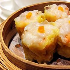 Shumai / Pork and mushroom dumplings