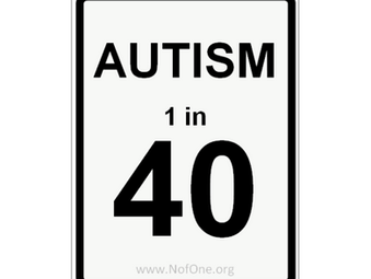 The New America: 1 in 40 Kids has Autism