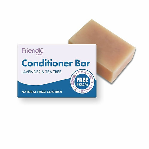 Natural Conditioner Bar (lavender & tea tree)