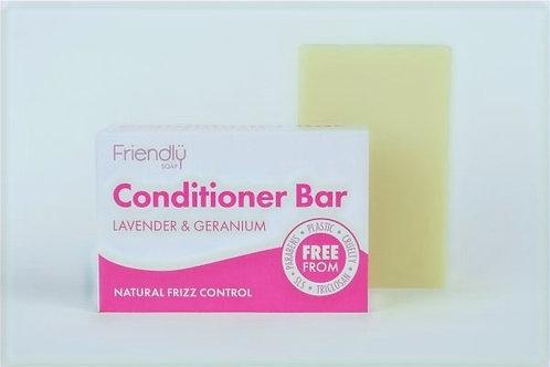 Natural Conditioner Bar (lavender & geranium)