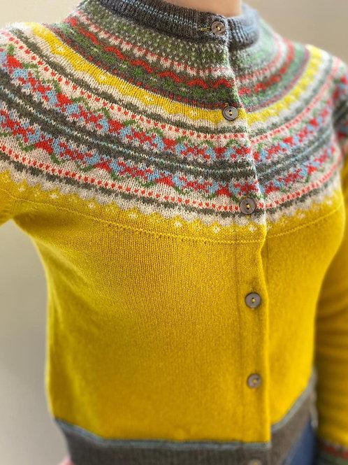 Alpine Short Cardigan - Piccalilly