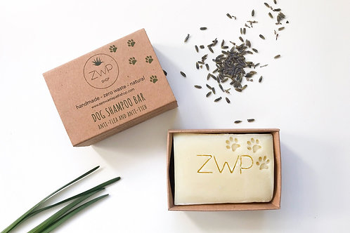 ZWP dog shampoo bar