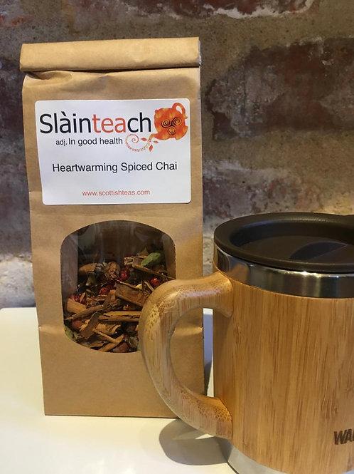 Heartwarming Spiced Chai