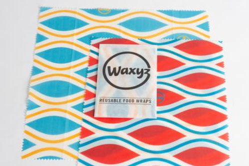 Waxyz food wrap