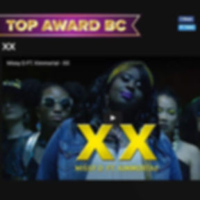 Fam we made it!!!! Thank you for all your votes, thank you for believing in this music , in this vid