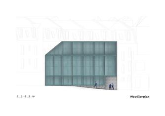 Gallery West Elevation