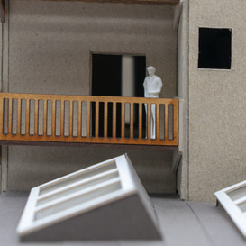 1:50 Tenement Model Photo