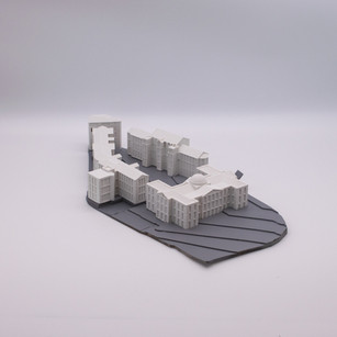 Model of Existing Site