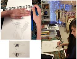 Drawing Siren