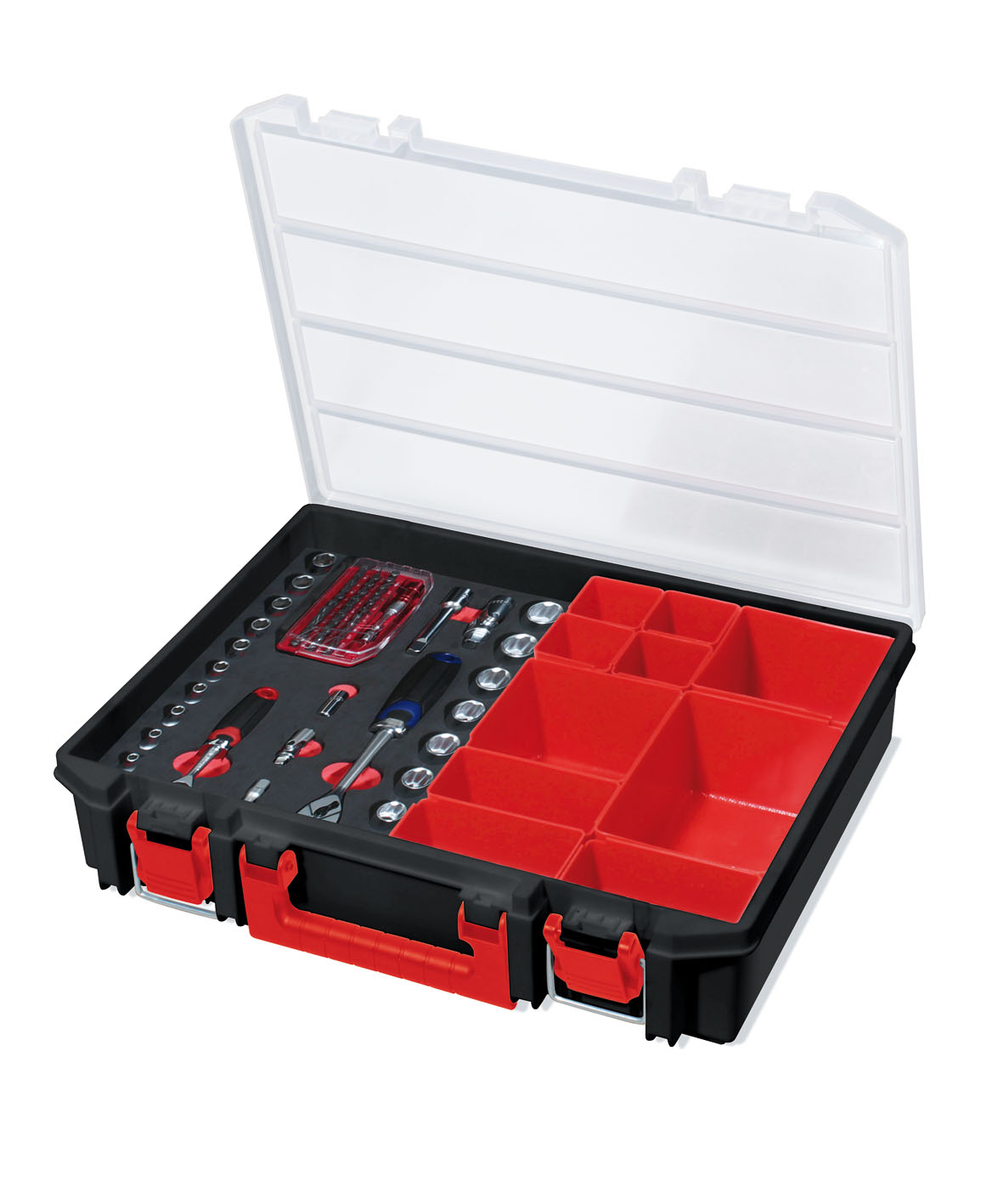 Tooling case of PP