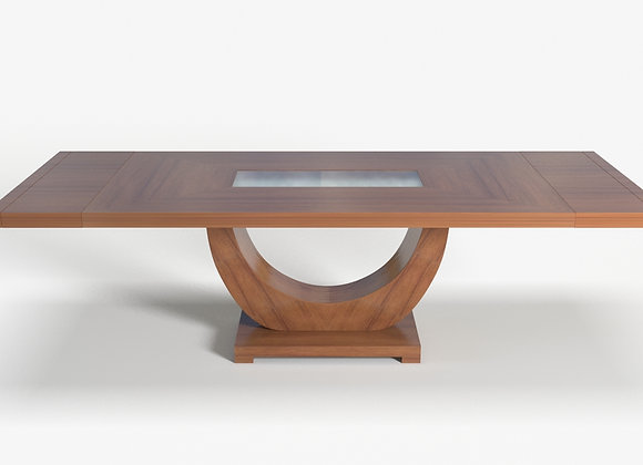 Lauren Dining Table Walnut