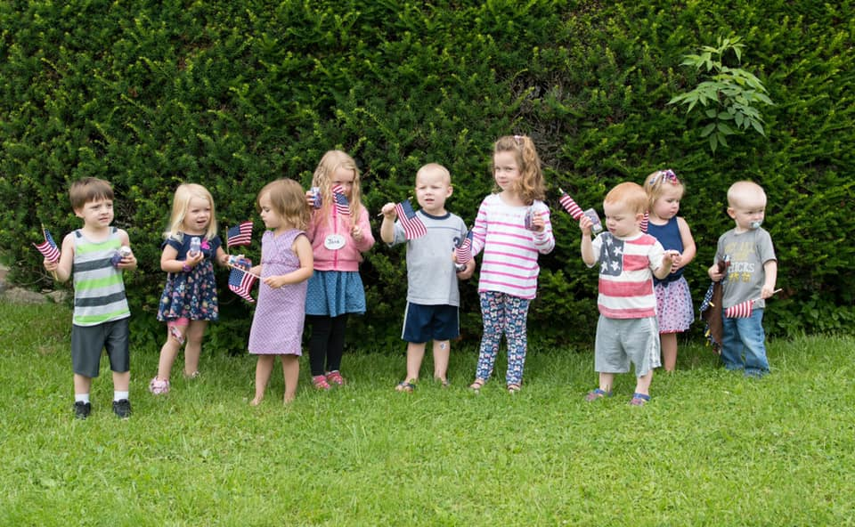 4th of July Story Hour