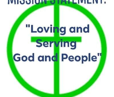The Joy of Loving and Serving God and People