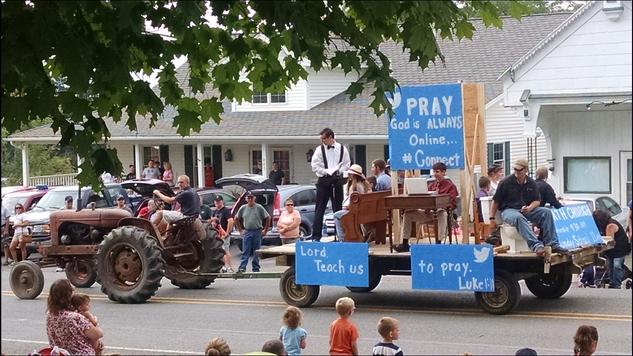 leraysville parade