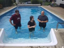 Jess Baptism