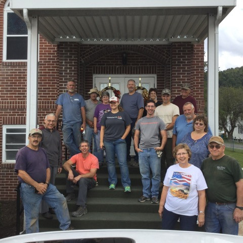 west virginia relief mission