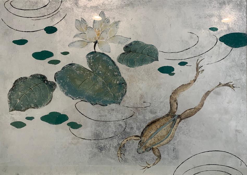 Lily Pond & Frog.jpg