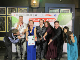 Победа в конкурсе Телеком Хит 2015!