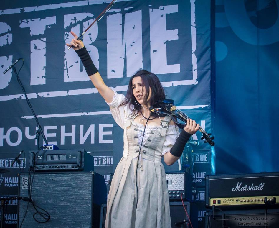 Нашествие - Настя