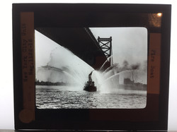 1937 Fire Fighting Boat of NYC