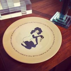 Playboy Plate