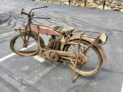 1913 Indian Motor cycle