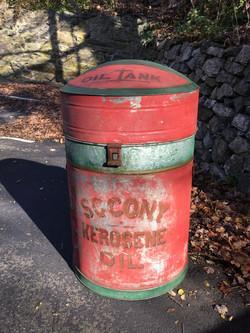Socony Kerosene Dispenser